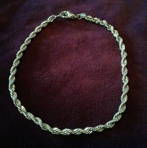 Jewelry - 🌺 Shiny Platinum Tennis Bracelet